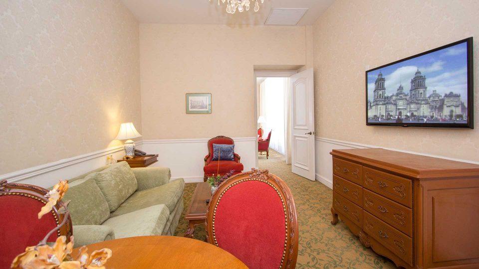 Sala de master suite