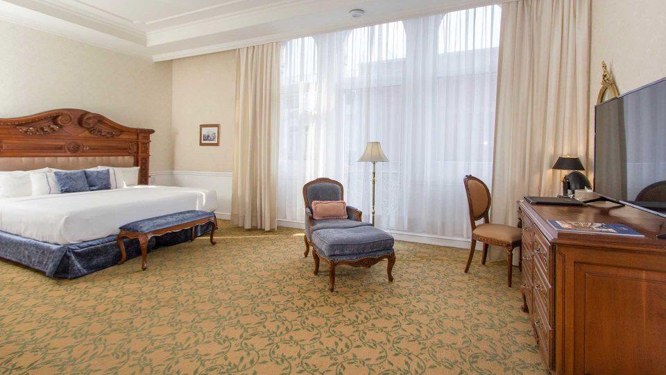 Deluxe King Gran Hotel