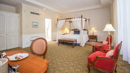 Master Suite vista interna Gran Hotel