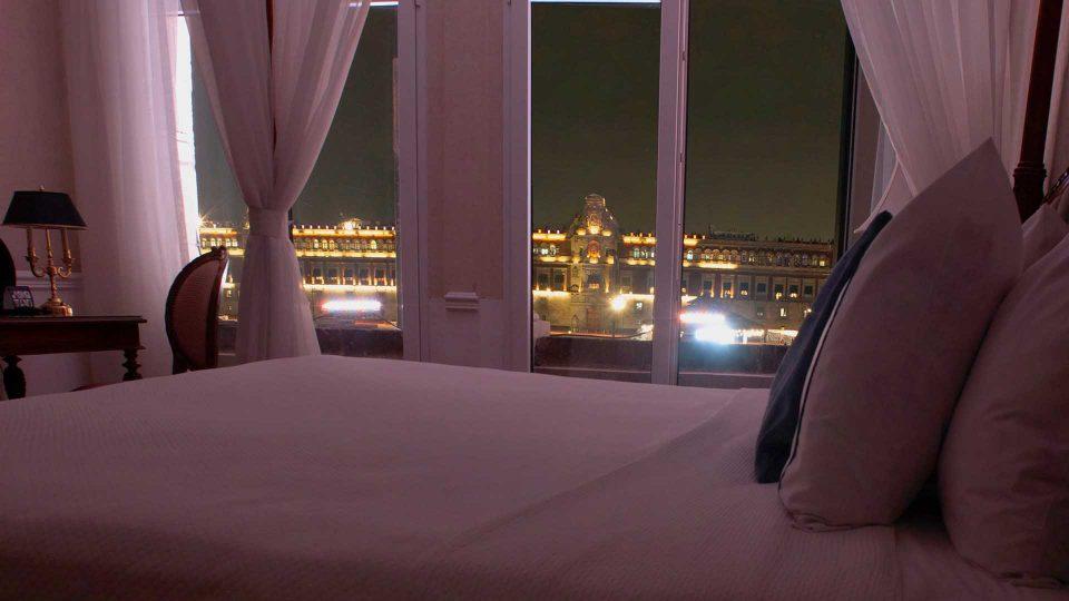 Hotel con la mejor vista al centro de la cdmx
