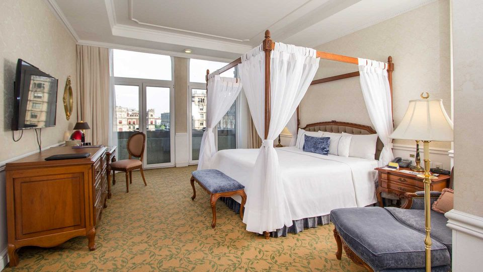 Junior suite con la mejor vista