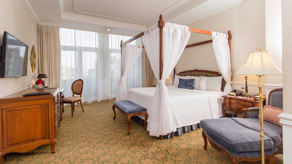Hotel en el zocalo