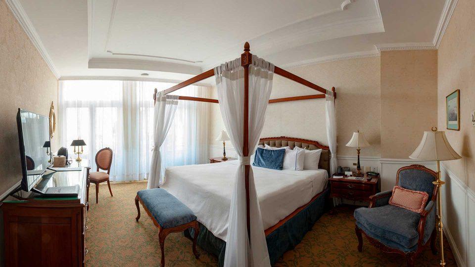 Junior Suite vista al Zócalo Gran Hotel