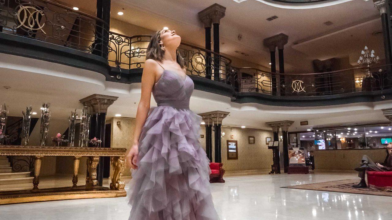 XV años en Gran Hotel