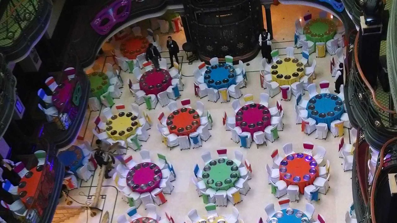 Salon de fiestas zócalo