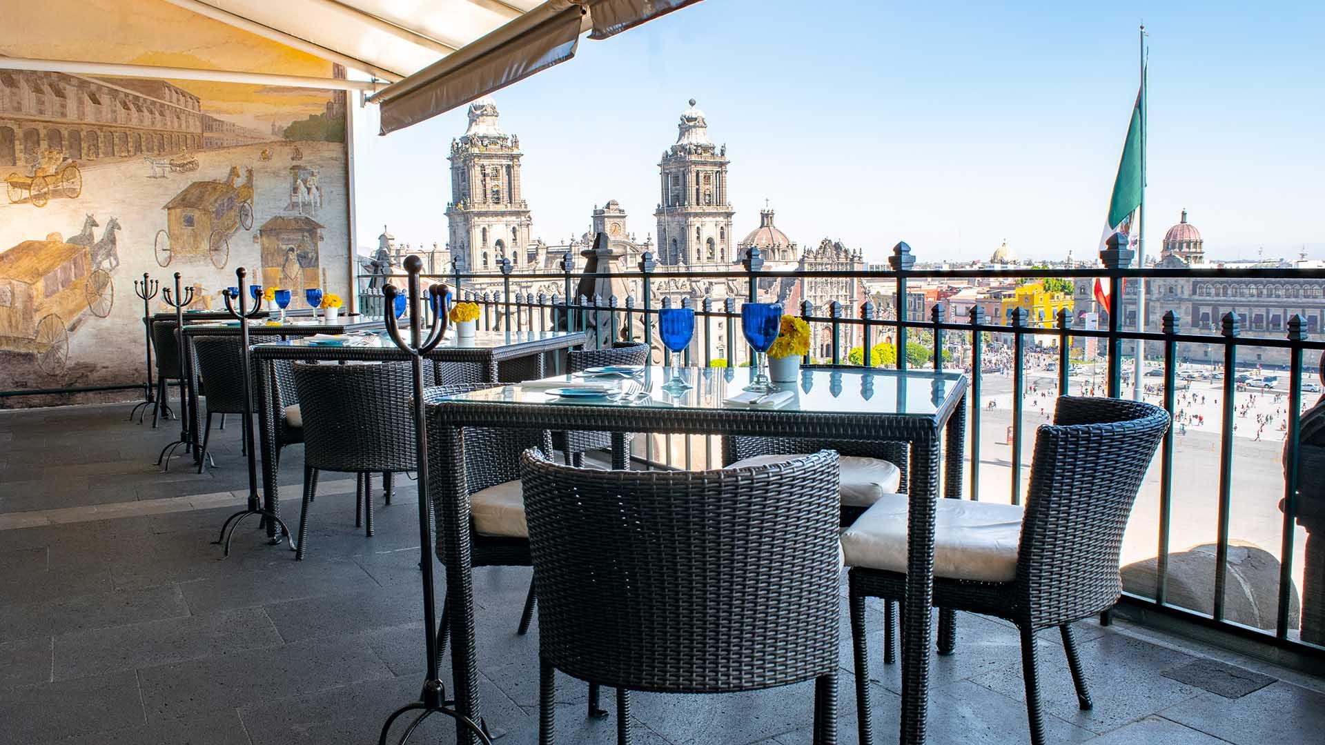 La Terraza Restaurante y Bar