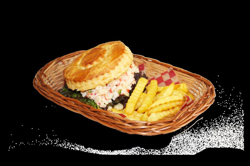 Bisquet de surimi